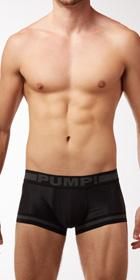 PUMP! Black Ninja Boxers