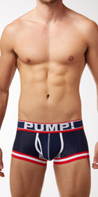 PUMP! Big League Boxers