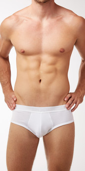 2XIST Pima Contour Pouch Briefs