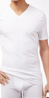 Bread & Boxers V-Neck T-Shirt