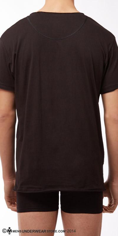 Bread & Boxers Loose Crew Neck T-Shirt