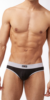 Male Power Athletic Mesh Sport Thong