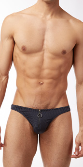 Male Power Radical Sport Zipper Thong