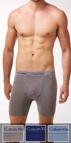 Calvin Klein Cotton Stretch 3-Pack Boxer Brief