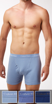 Calvin Klein Cotton Classics 3-Pack Boxer Brief
