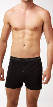 Calvin Klein Cotton Classics 3-Pack Knit Boxer