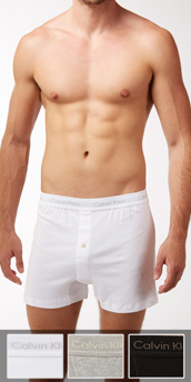 Calvin Klein Cotton Classics Knit 3-Pack Boxer
