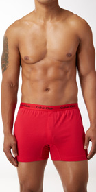 Calvin Klein Knit Slim Fit Boxer