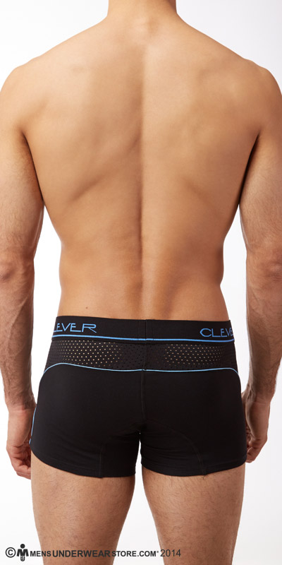 Clever Cotton and Mesh Boxer Briefs