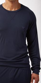 Emporio Armani Soft Modal Lounge Shirt