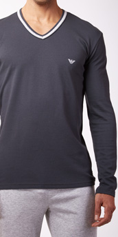Emporio Armani Soft Lounge Shirt
