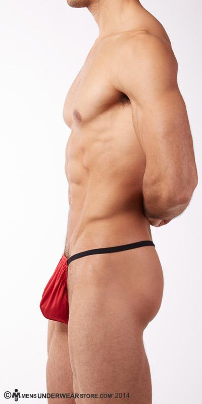 Magic Silk Posing Strap