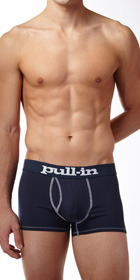 Pull-In Logo Shorty Trunk