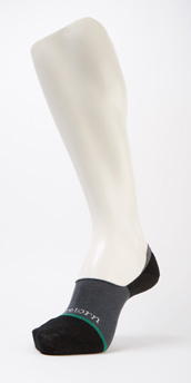 Tretorn Merino Wool Liner Toe Cap Socks