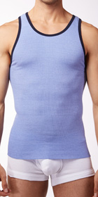 Whittall & Shon Contrast Tank Top
